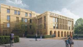 Schwarzman Centre for the Humanities design