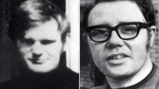 James Wray, left, and William McKinney