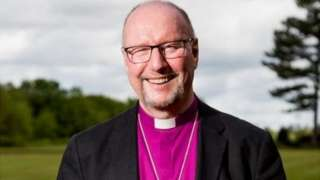 Bishop of Liverpool, the Right Reverend Paul Bayes