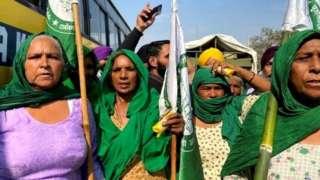 शेतकरी आंदोलन, शाहीन बाग, दिल्ली, पंजाब