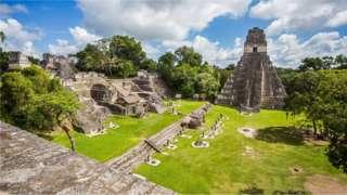 La ville de Tikal