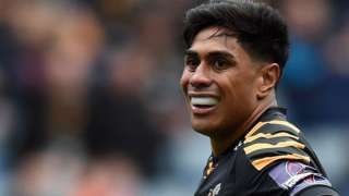 Malakai Fekitoa signed for Wasps from French Top 14 side Toulon in January
