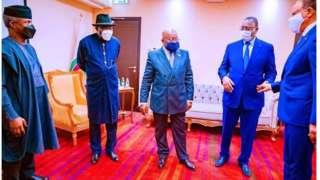 ECOWAS extra ordinary summit in Ghana updates: West African leaders give Guinea military leaders deadline, target sanctions