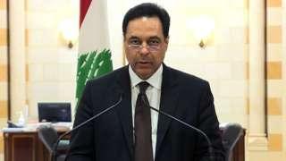 Resignation of Lebanon Prime Minister Hassan Diab