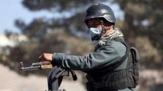 अफगाणिस्तान सैनिक