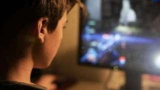boy gaming