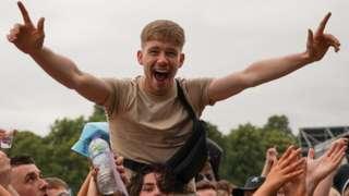 Tramlines festival crowd