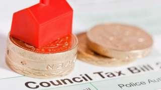 Council tax budget