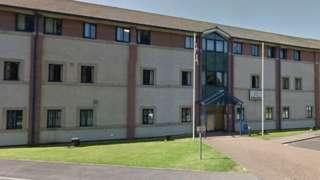 Workington Police station