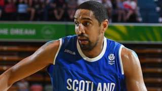 Kieron Achara captained Scotland at the 2018 Commonwealth Games