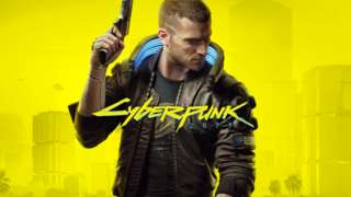 Promotional handout of the game Cyberpunk 2077
