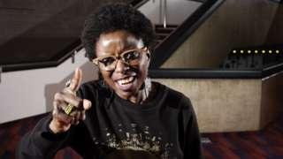 Mojisola Elufowoju from Sheffield's Utopia Theatre