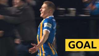 Shrewsbury's Greg Docherty