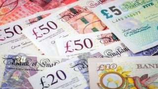 A NISRA opinion survey suggest 13% of people have borrowed money or used credit cards more than usual in the coronavirus pandemic.