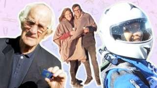 Bill, Rebecca and David Magee and Michaela all say the Duke of Edinburgh's Award has impacted their life