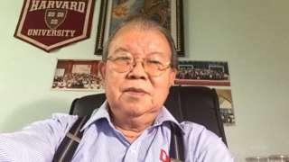 Giáo sư Võ Tòng Xuân
