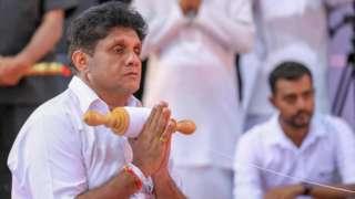 சஜித் பிரேமதாஸ