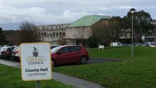County Hall, Cornwall