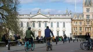 King's Parade, Cambridge