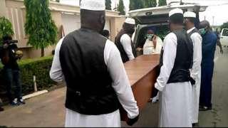 Ajimobi burial: Senator Abiola Ajimob, Oyo ex-Govnor die for coronavirus complications
