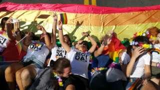 Parada ponosa u Beogradu