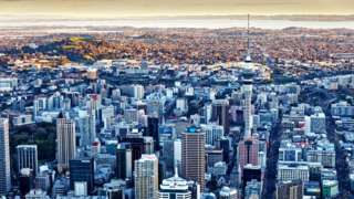 File image of Auckland
