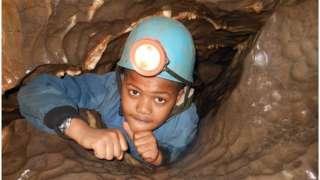 Child caving