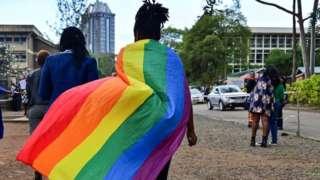 """LGBTQI office in Ghana"""