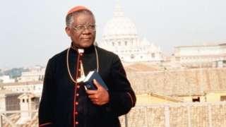 Kardinal Christian Tumi