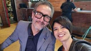 Troy Winget e Andrea Quint Fleck