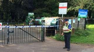 Victoria Park attack