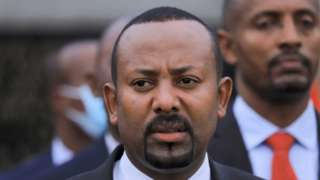 Mr Abiy hail di result as 'historic' for inside statement on Twitter