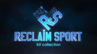 Graphic with the logo for Reclaim Sport and the words Kit Collection