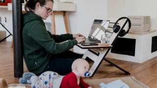 робота і батьківство