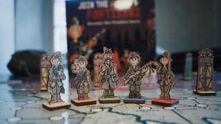 Figurice i Postani partizan