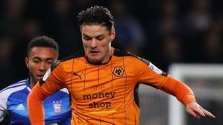 Wolves winger Ben Marshall