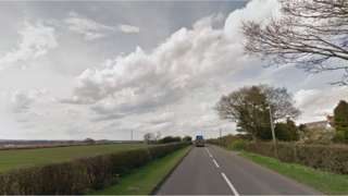 A41, Crickmerry