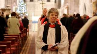 Bishop Cherry Vann