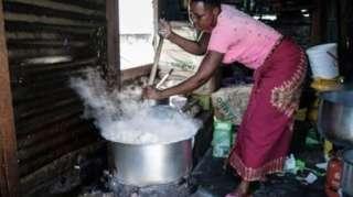 Kawunga ni ibiryo by'ibanze by'abaturage benshi muri Kenya