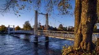 Infirmary Bridge