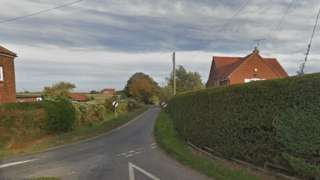 Hall Road to Ludham, Norfolk