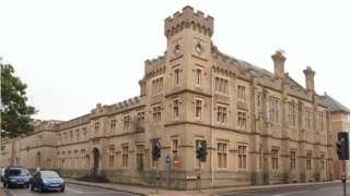 County Hall, Ipswich