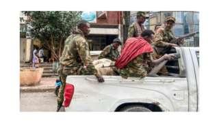 Abasirikare ba Ethiopia