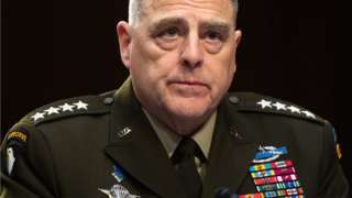 General Mark Milley has reportedly met twice with Taliban negotiators, reports said