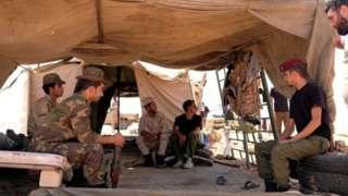 Libya irangwamwo intambara kuba Muammar Gaddafi akuwe ku butegetsi akagandagurwa mu 2011