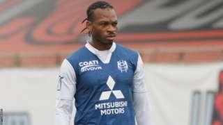 Nigeria and Chievo's Joel Obi