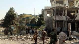 Savunma Bakanı'nın evine yönelik saldırıda en az 8 sivil de yaşamını yitirdi