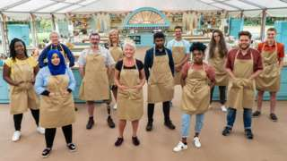 The Great British Bake Off 2020 contestants