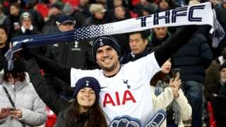 Tottenham Fans Scarf