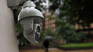 Camera at King's Cross